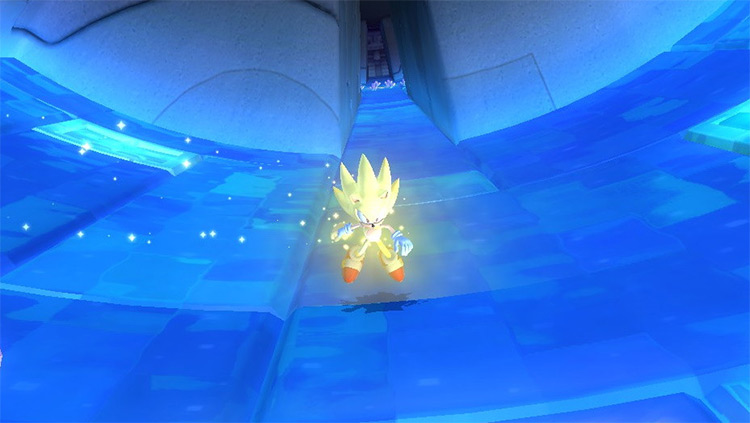 Altered Sonic Textures Sonic Lost World Mod