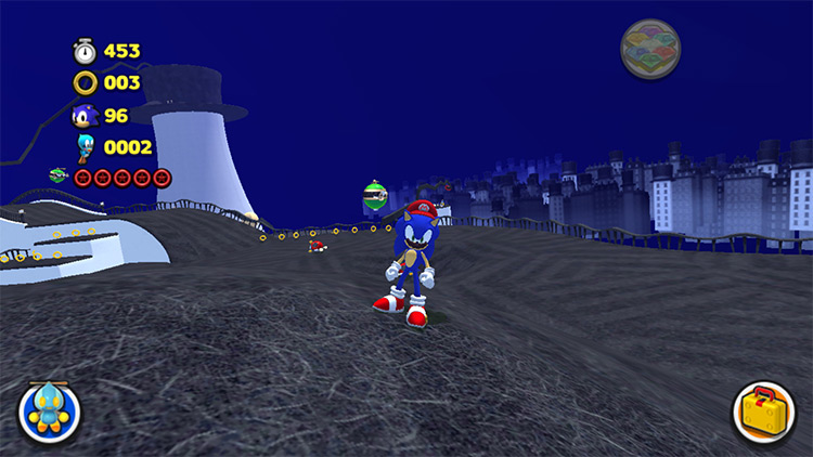 Cap Kingdom Sonic Lost World Mod