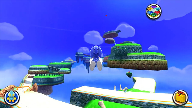 Windy Valley Mod for Sonic Lost World