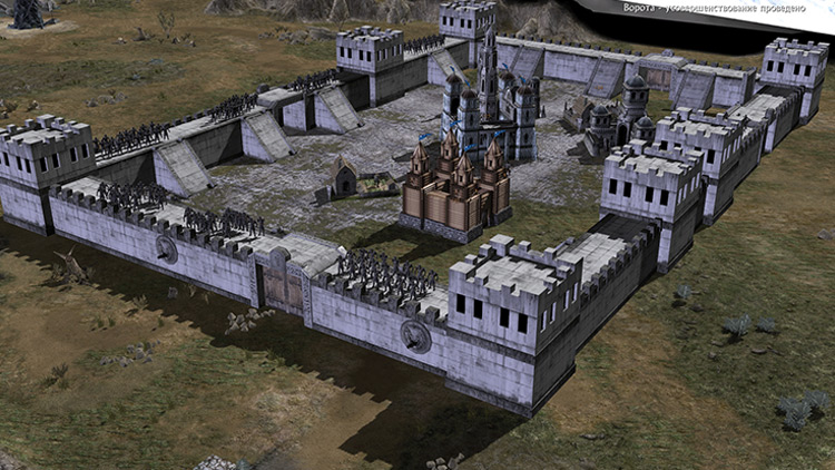 The Last Hope of the Third Age BFME 2 Mod