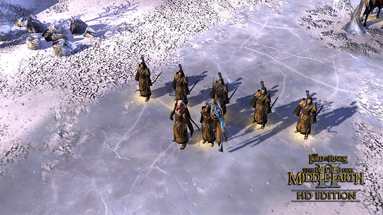 Battle for Middle-Earth 2: HD Edition screenshot