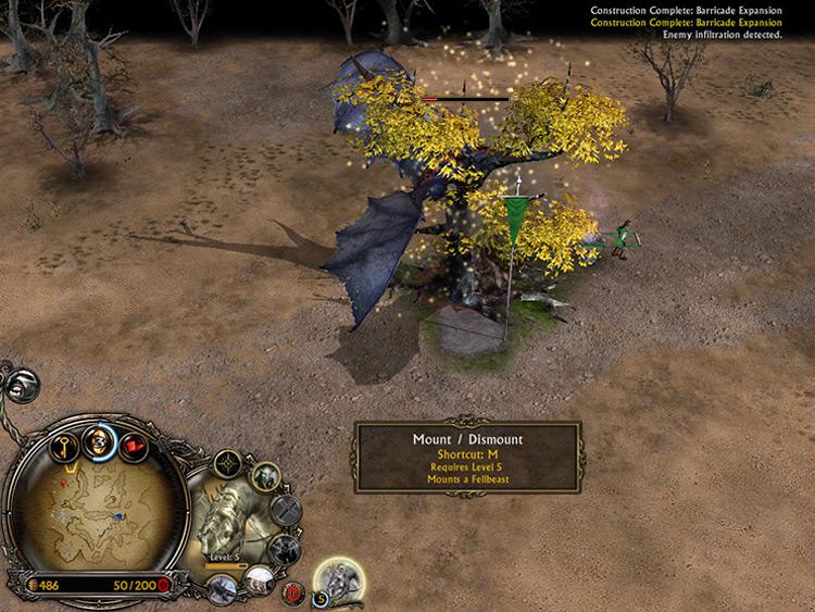 Hero Mod Battle for Middle-Earth II