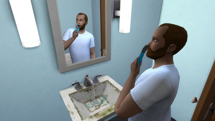 Automatic Beards V4.5 for Sims 4