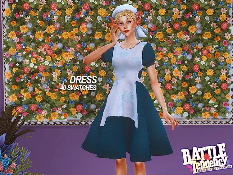 Suzi Q CC Set Sims 4 CC