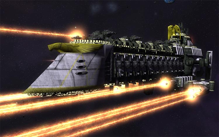 Warhammer 40k: Time of Ending in SoaSE
