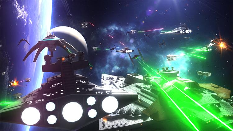Star Wars: Thrawn's Revenge SoaSE
