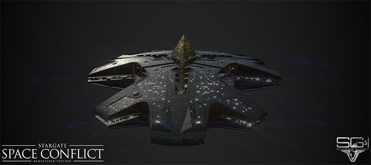 Stargate Invasion Mod