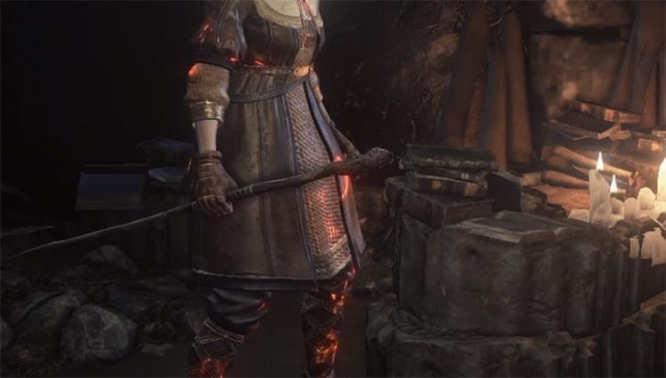 DS3 Sorcerer's Staff Screenshot