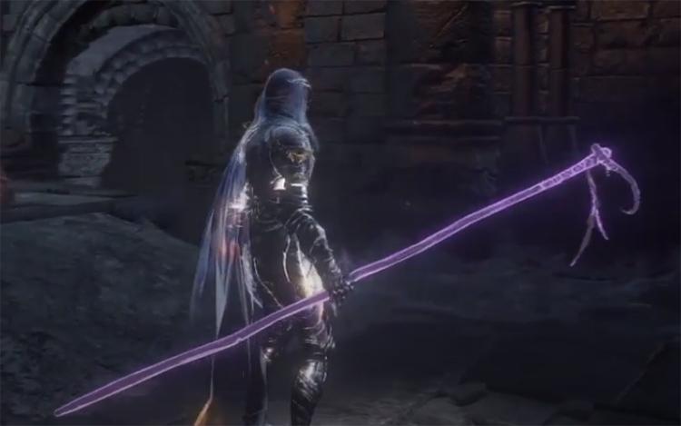 Murky Longstaff Screenshot - Dark Souls III