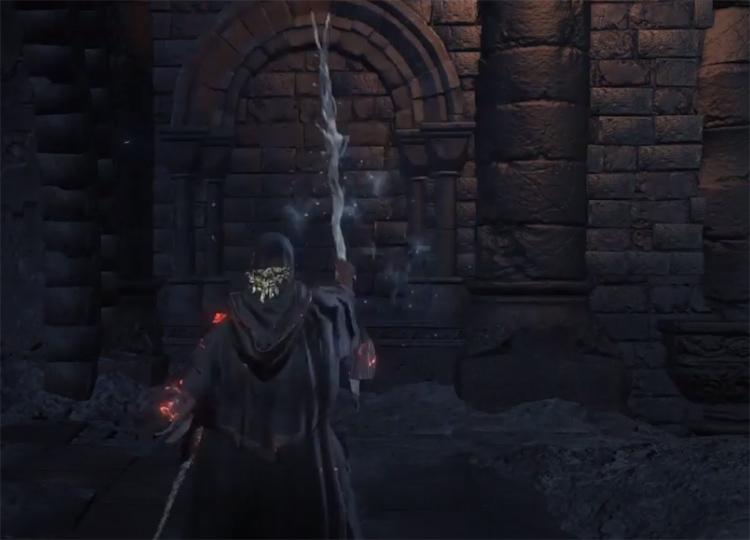 Witchtree Branch - Dark Souls 3 Staff