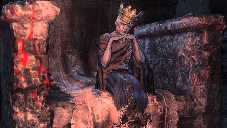 Ludleth of Courland Dark Souls 3 character