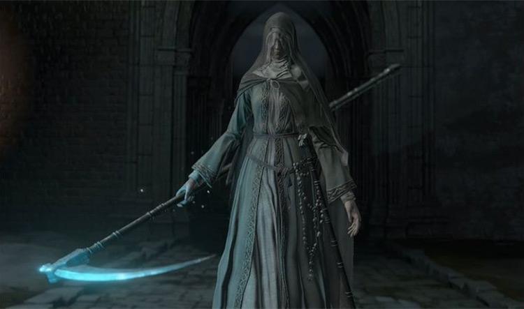 Sister Friede Dark Souls 3 screenshot