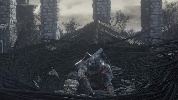 Pickle Pee, Pump-a-Rum Dark Souls 3 screenshot