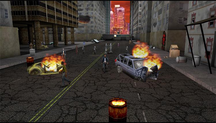 Terminus Machina Deus Ex mod screenshot