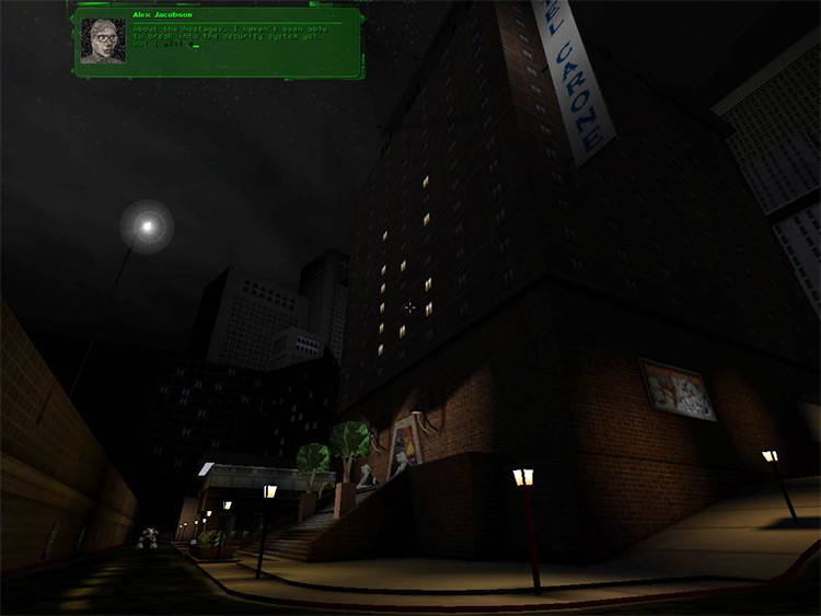 Hotel Carone Deus Ex mod
