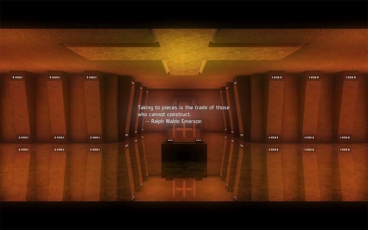 2027 Deus Ex mod screenshot