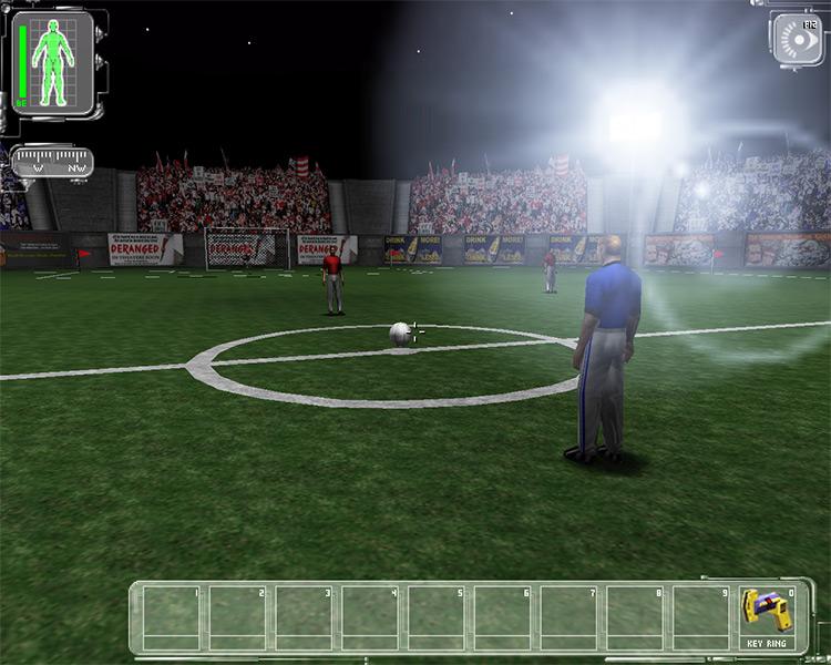 Soccer Mod for Deus Ex