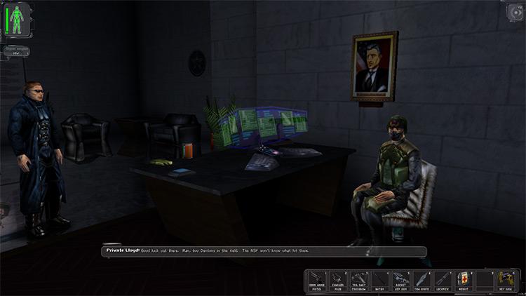 HX Deus Ex mod screenshot