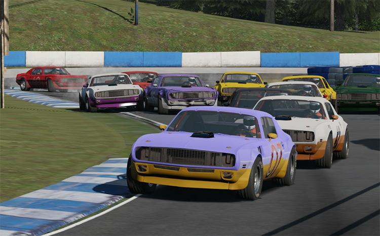 DD2 Car Pack for Wreckfest game
