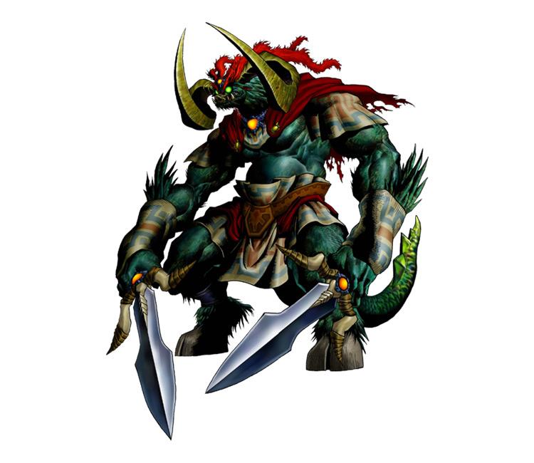Ganon Legend of Zelda character