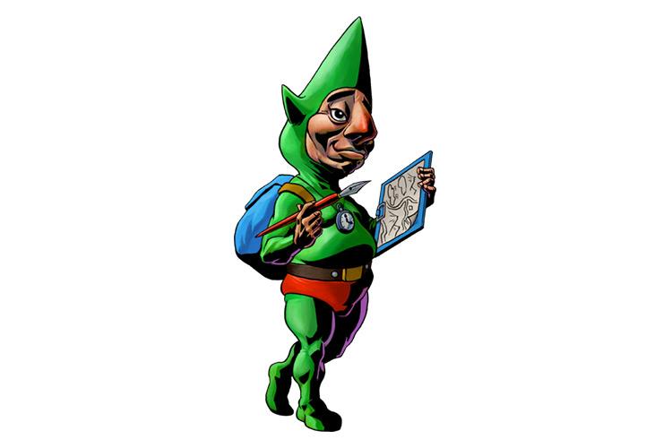 Tingle from Legend of Zelda