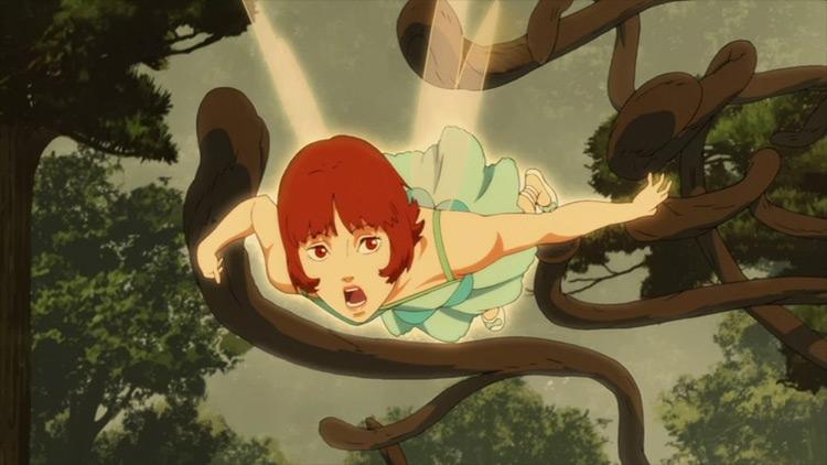 Paprika Studio Madhouse anime screenshot