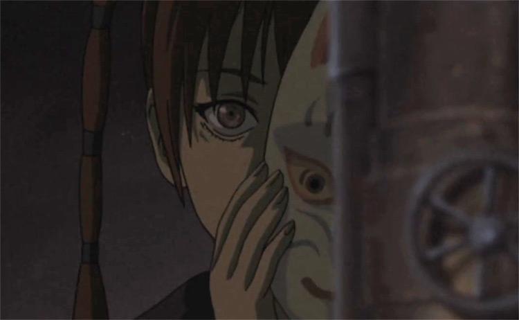 Texhnolyze Studio Madhouse anime screenshot