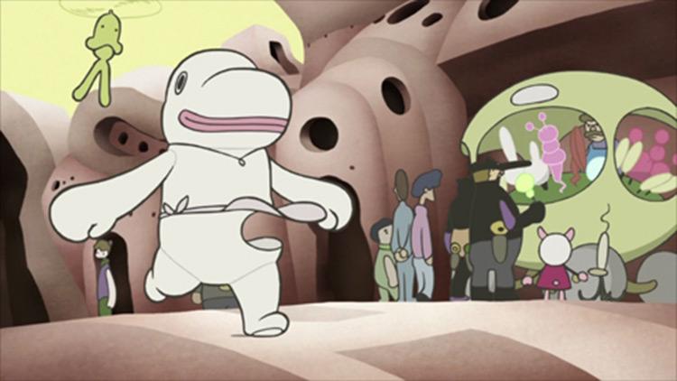 Kaiba anime by Studio Madhouse