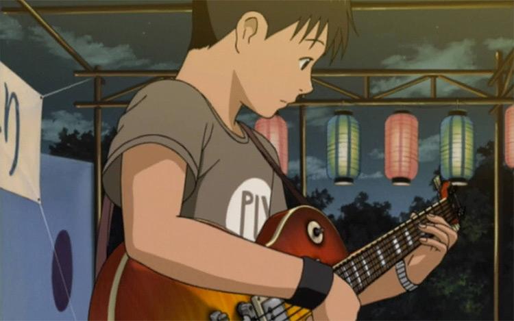 Beck: Mongolian Chop Squad Studio Madhouse anime