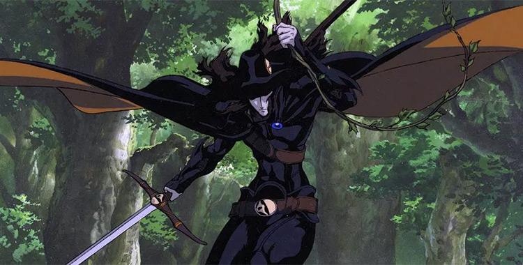 Vampire Hunter D: Bloodlust Studio Madhouse anime