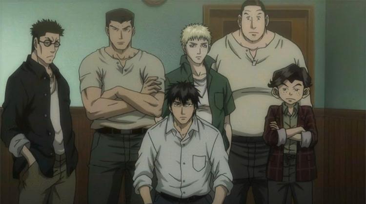 Rainbow Studio Madhouse anime screenshot