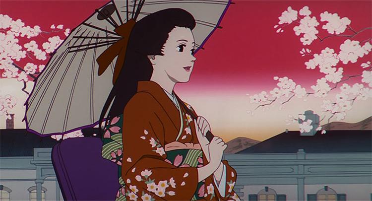 Millennium Actress Studio Madhouse anime