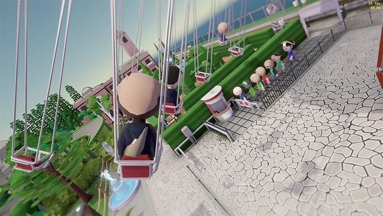 CoasterCam Parkitect Mod