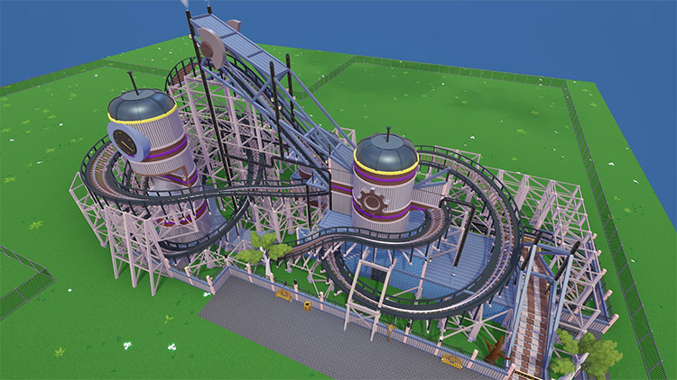 Gears Of Time Parkitect Mod