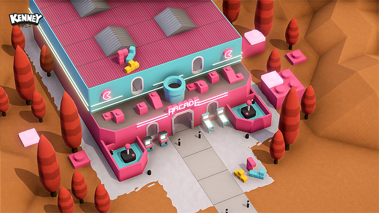 Toys Kit Parkitect Mod