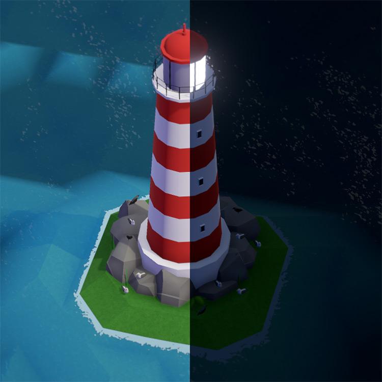 Lighthouse Mod for Parkitect