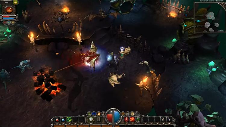 Enchants Never Wipe Torchlight 1 Mod