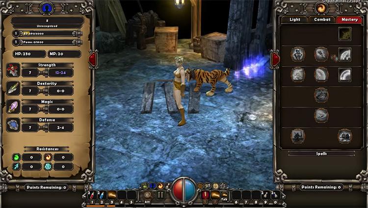 Udinbak's Pet Mod screenshot