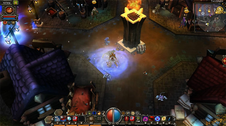 Jarcho's Class Compilation Torchlight 1 Mod