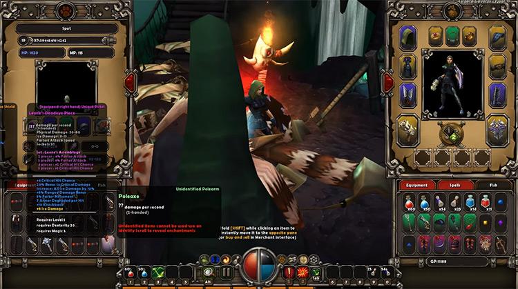 Respec Torchlight 1 Mod