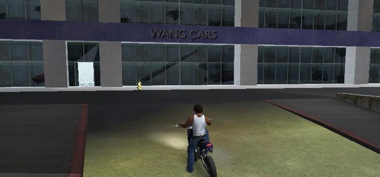 Wang Cars in GTA San Andreas