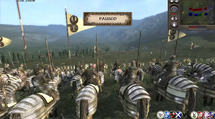 Know How to Handle Your Cavalry in M2TW