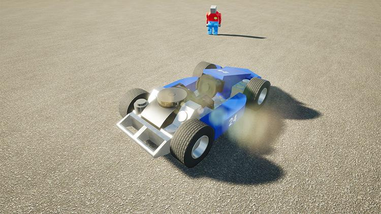Go-Kart Brick Rigs Mod