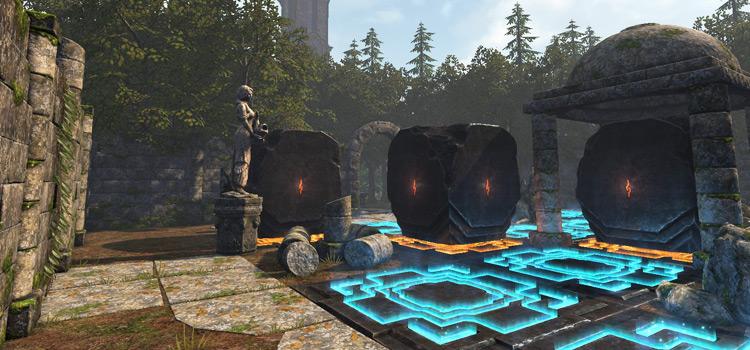 Legend of Grimrock 2 - Modded Lost City