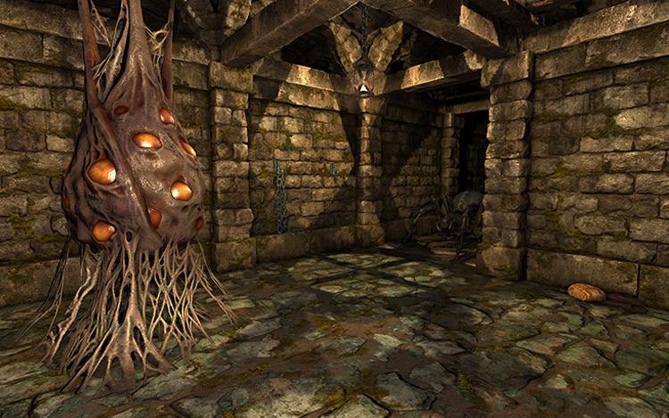 Grimrock Unlimited Legend of Grimrock II Mod
