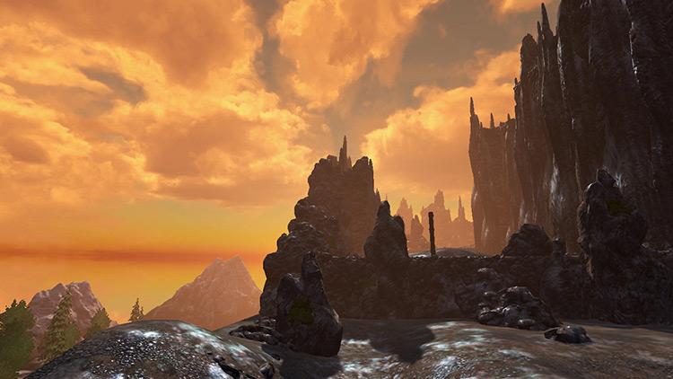 Journey to Justice Legend of Grimrock II Mod