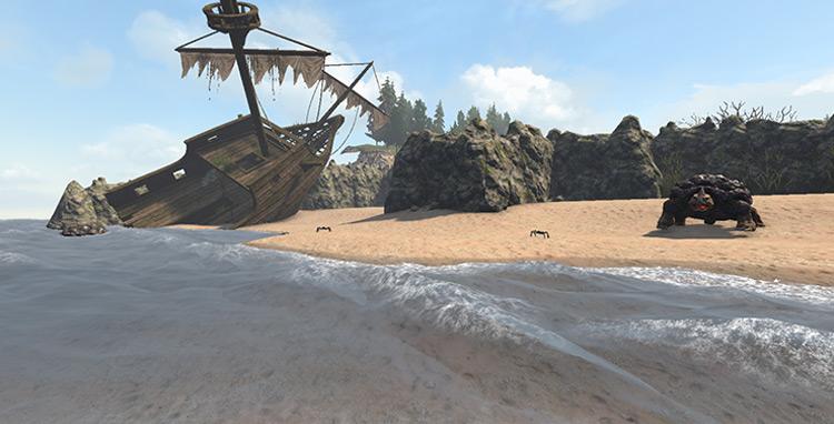 Bacodar's Realm Legend of Grimrock II Mod