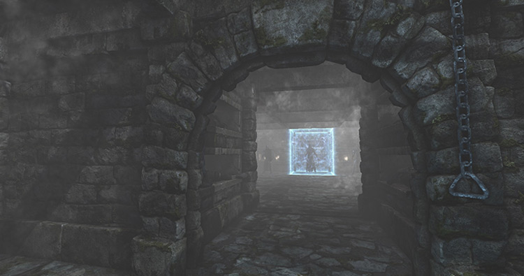Isle of the Deranged Mod for Legend of Grimrock II