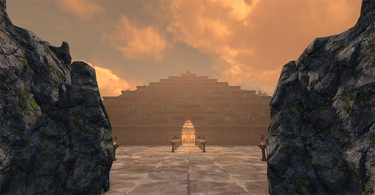 The Legend of the Lost Dwarf Kingdom of Kahrak'arul Legend of Grimrock II Mod