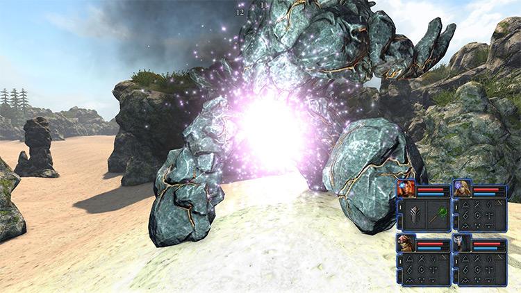 Magic of Grimrock Mod for Legend of Grimrock II